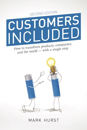 Customers Included (2nd edition) cover